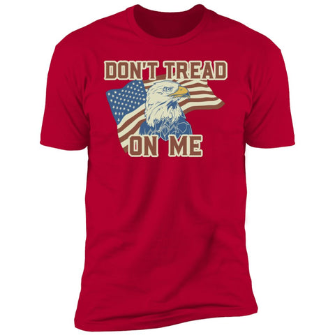 Don't Tread on Me (Retro Eagle)