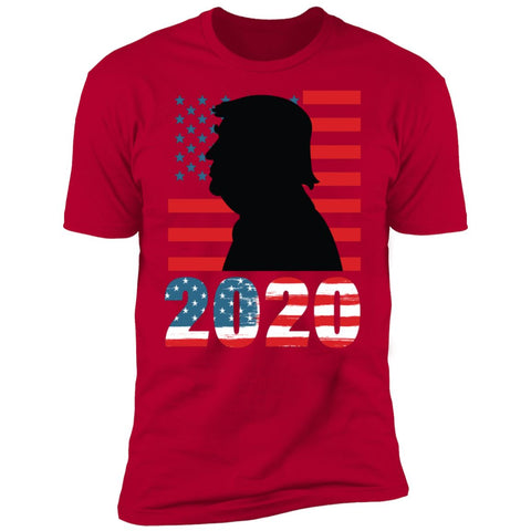 Image of Trump 2020 - Silhouette