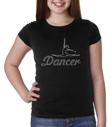 Bling Dancer T-shirt