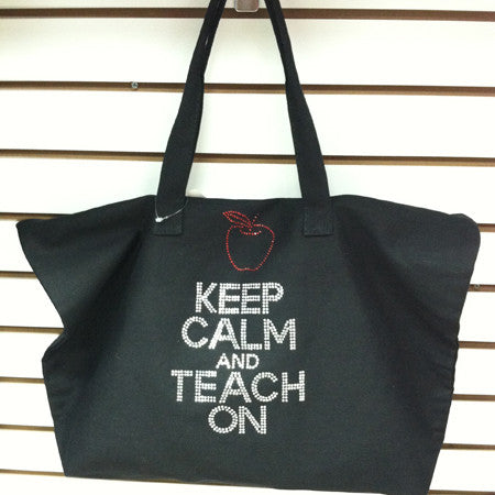 Keep Calm and Teach On