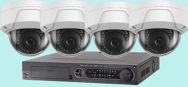 8 MegaPixel (4K) IP POE Camera System. Book your Free Installation Now!!