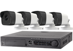 HD Video Surveillance Cameras