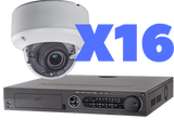 HD 3 MP Cameras with 2.8 to 12 mm Call Now to Qualify for Free Installation