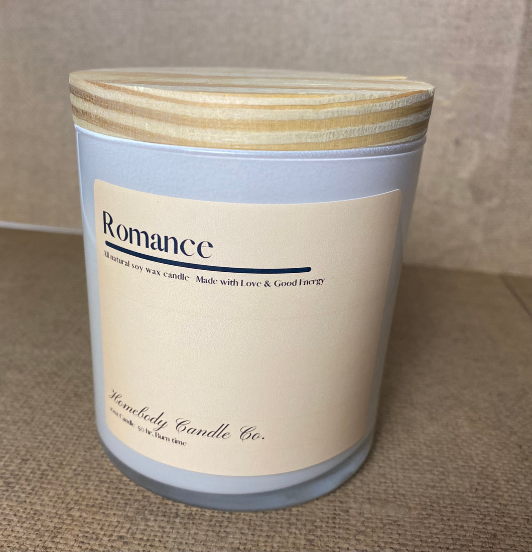 Romance Soy Candle