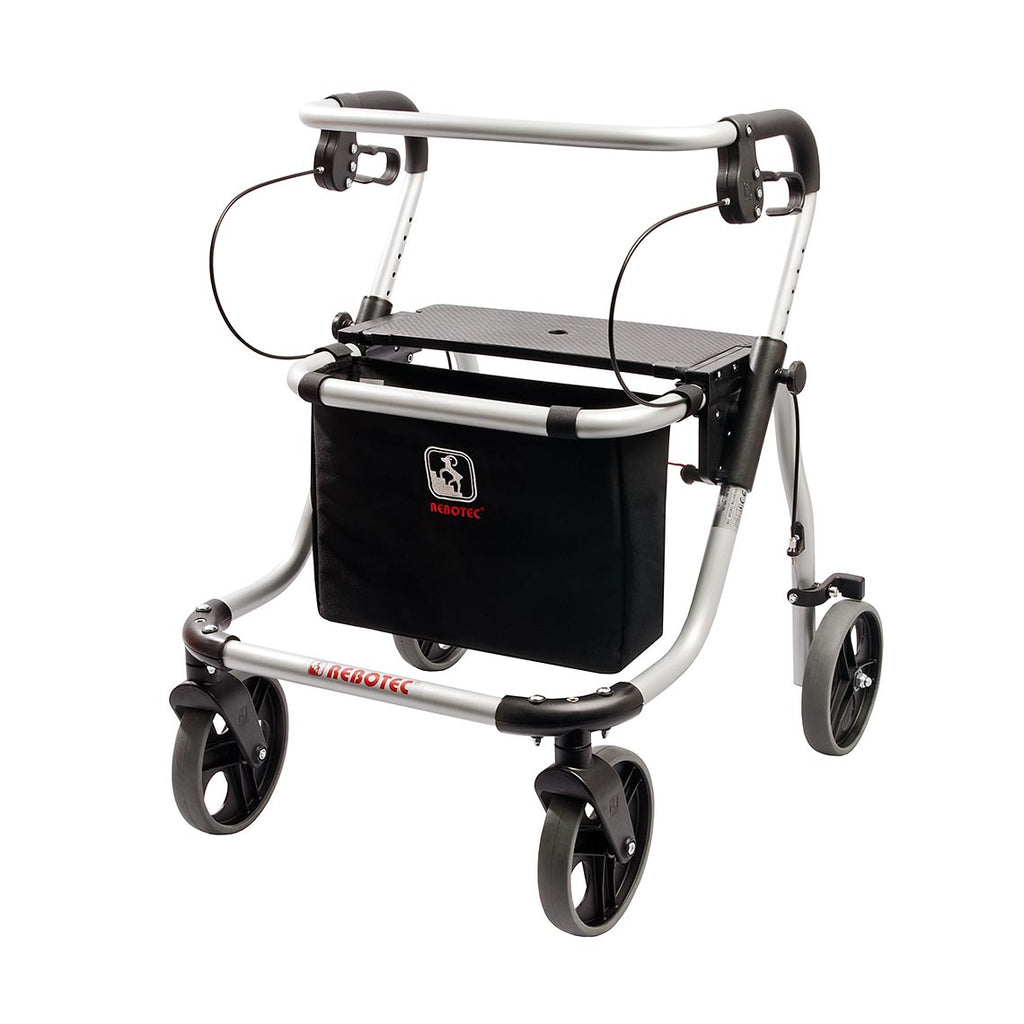 Rebotec Polo Plus-T - Euro Rollator Walker - Tall