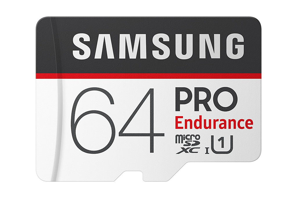 SAMSUNG MB-MJ64GA PRO ENDURANCE UHS-I CLASS 10 100R/30W WITH SD ADAPTER