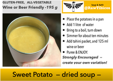 Load image into Gallery viewer, Sweet Potato - dried soup