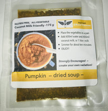 Load image into Gallery viewer, Pumpkin -- dried soup