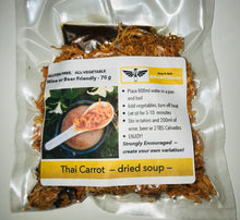 Load image into Gallery viewer, Thai Carrot - dried soup