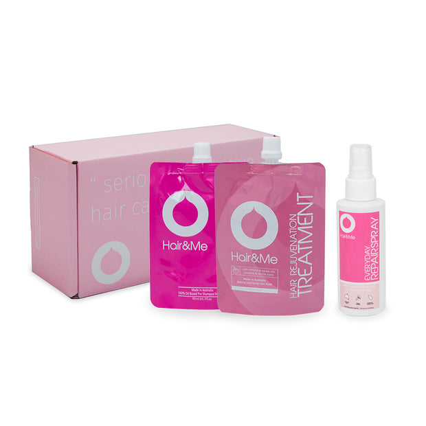 Hydration Bundle Coco Heat Mist