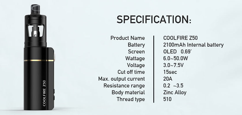 innokin-coolfire-z50-kit-review-specifications