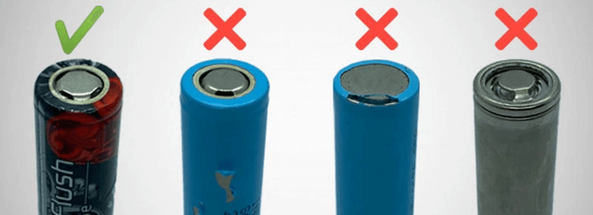 Re-Wrapping Vape Batteries Safety