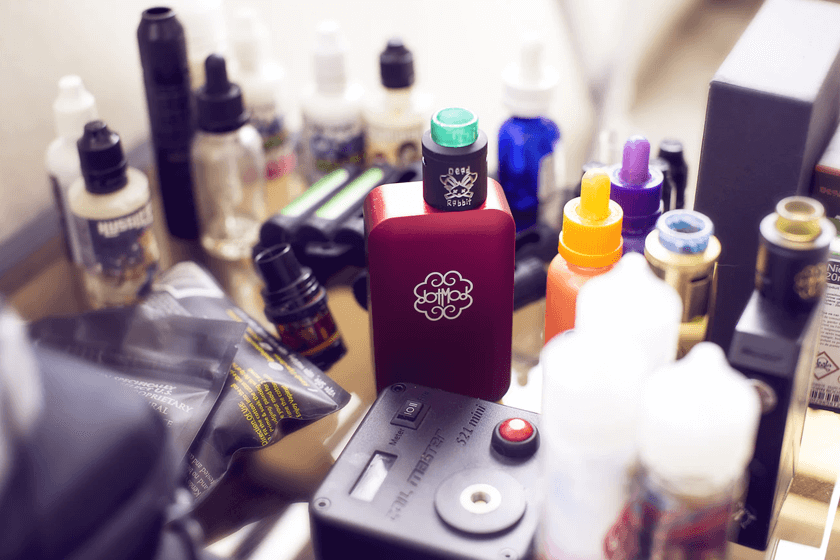 Travelling With Rebuildable Unregulated Mod Vape