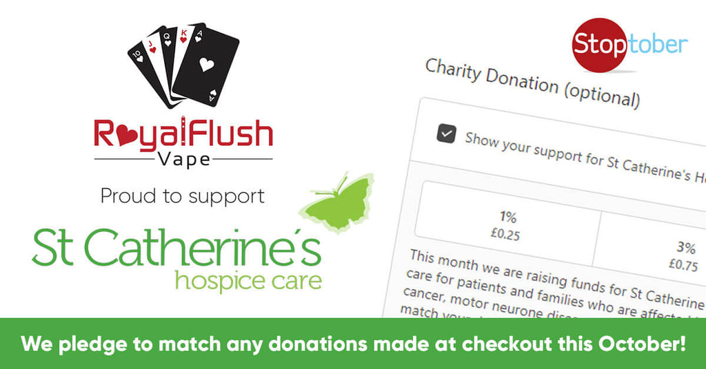 Supporting St Catherine's Hospice