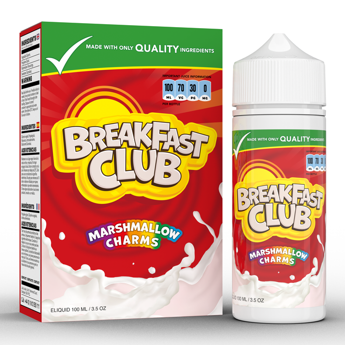 Marshmallow Charms by Breakfast Club 100ml