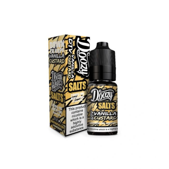 Vanilla Custard Salts by Doozy Vape