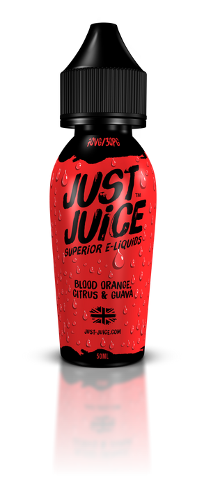 Blood Orange Citrus and Guava by Just Juice