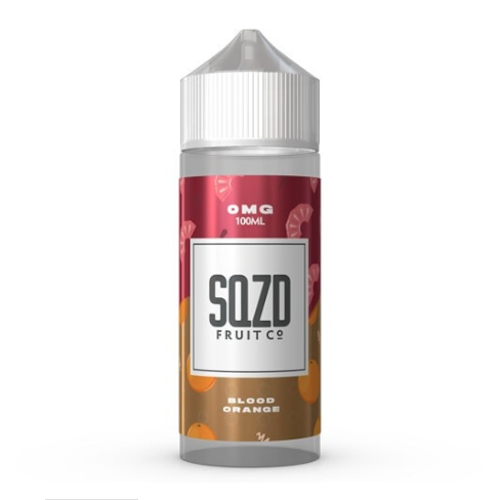 Blood Orange by SQZD Fruit Co