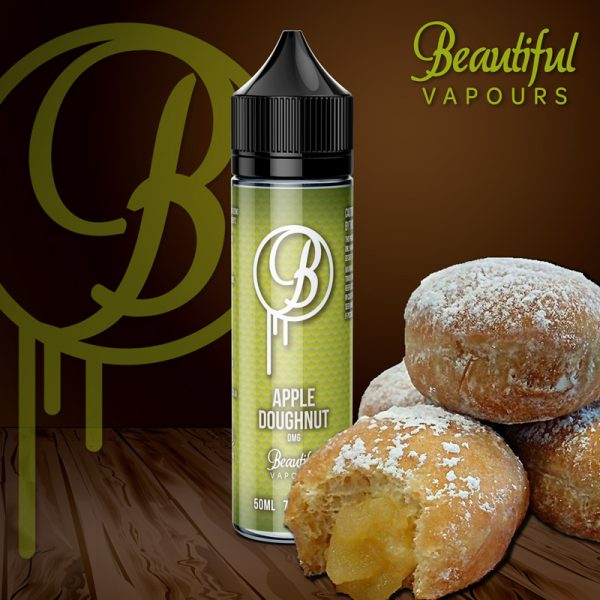 Apple Doughnut by Beautiful Vapours