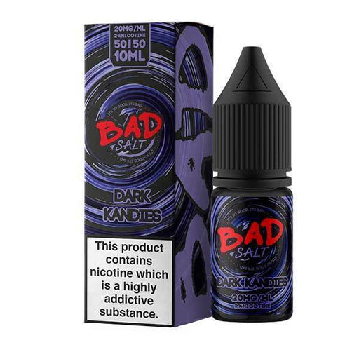 Dark Kandies Nic Salts by Bad Juice 10ml