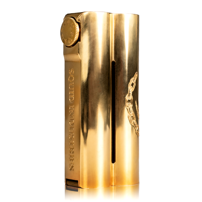 Double Barrel V3 Brass