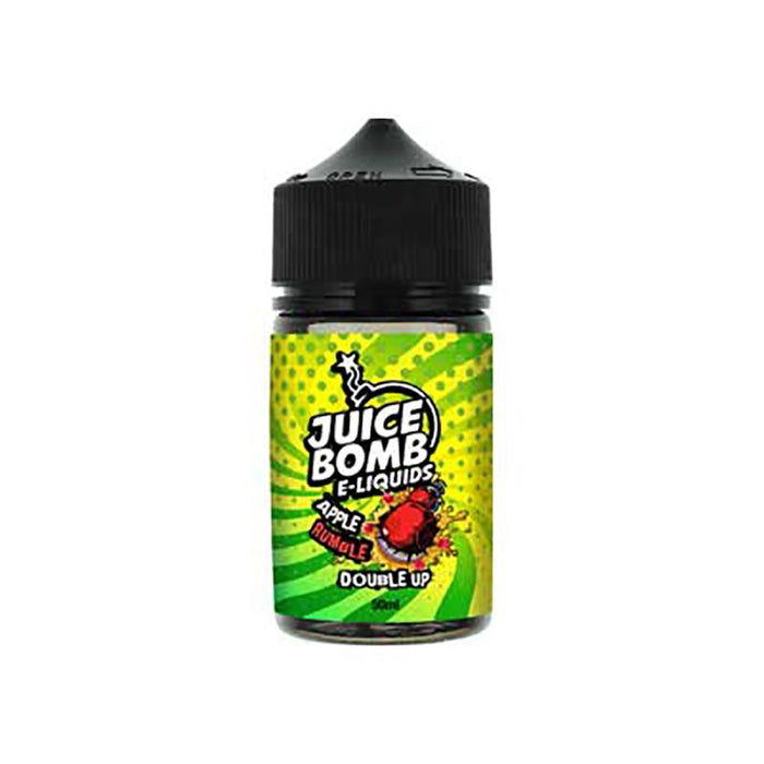 Apple Rumble Double up by Juice Bomb