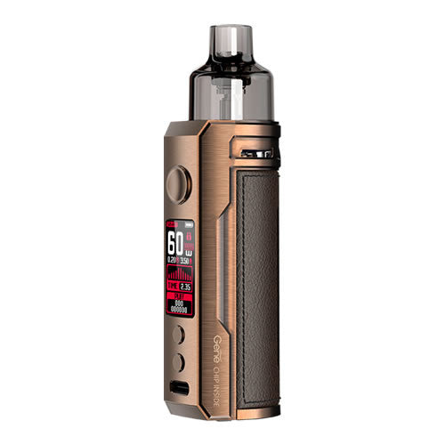 Drag S kit by Voopoo Bronze Knight