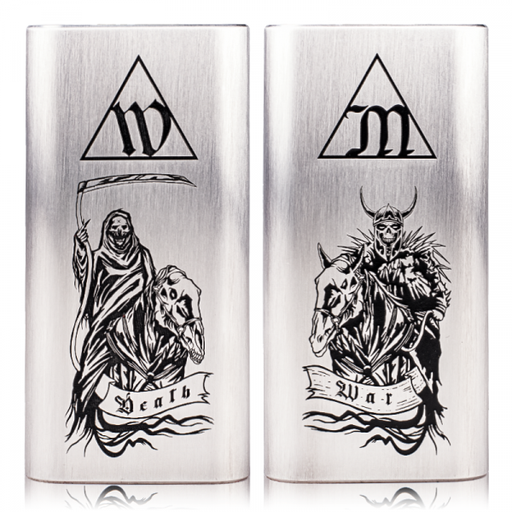 Four Horsemen Hammer of God XL by Vaperz Cloud and Deathwish Modz