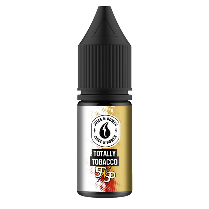 Totally Tobacco 10ml by Juice N Power