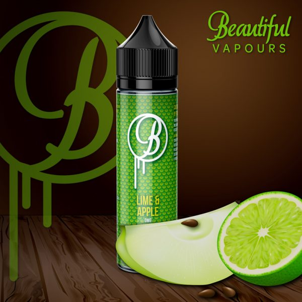 Lime and Apple by Beautiful Vapours