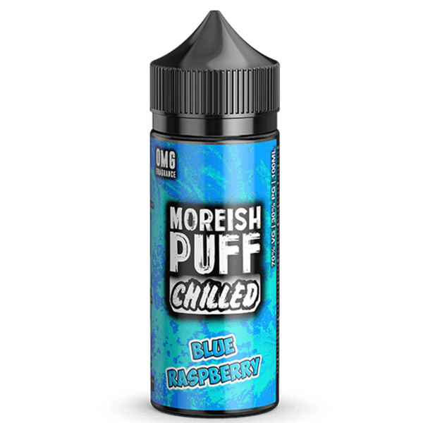 Blue Raspberry by Moreish Puff
