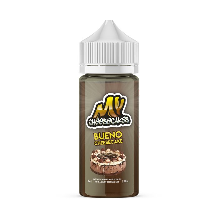 Bueno Cheesecake by My E-Liquids