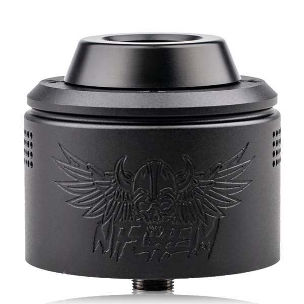 Niflheim Valhalla V2 RDA by Vaperz Cloud and Suicide Mods