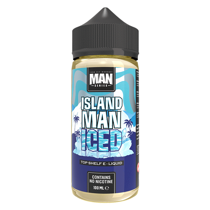 Island Man Iced by One Hit Wonder 100ml