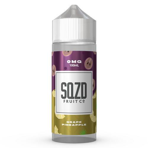 Grape Pineapple by SQZD Fruit Co
