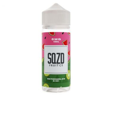 Watermelon Kiwi by SQZD Fruit Co
