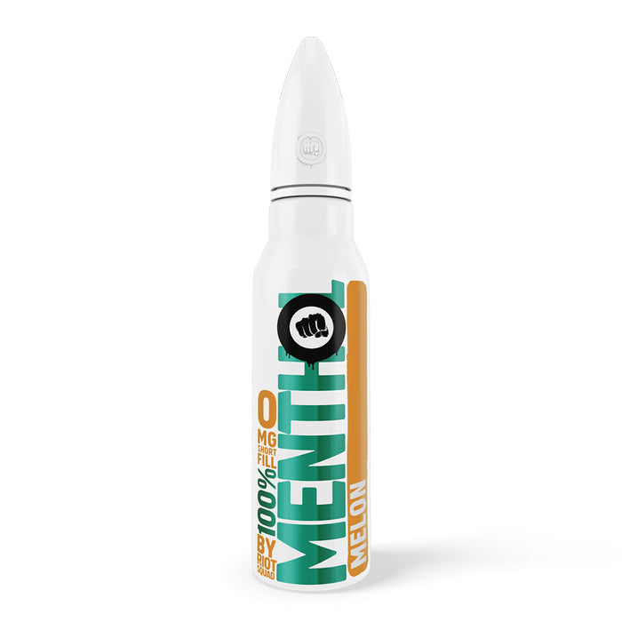 Melon Menthol Shortfill E-Liquid by Riot Squad