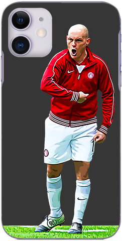 Hamilton Academical - Alex Neil on the touchline as Player/Manager 2014