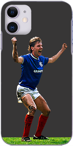 Rangers - Ally McCoist scores a hat trick against the Jambos 1987