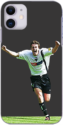 Dunfermline Athletic - Andrius Skerla opens the scoring Scottish Cup final 2004