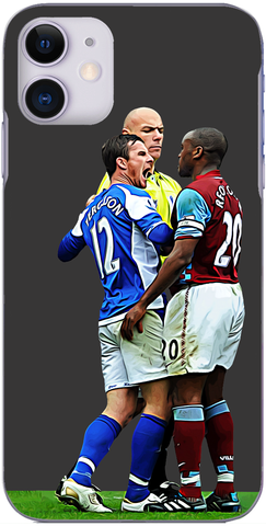 Birmingham City - Barry Ferguson clashes with Nigel Reo-Coker 2010
