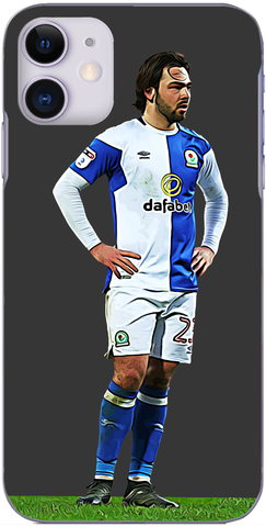 Blackburn Rovers - Bradley Dack in action for Rovers 2019
