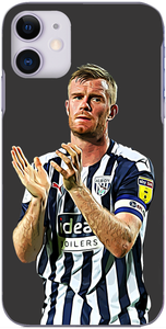 West Brom - Chris Brunt applauds The Hawthorns crowd 2019