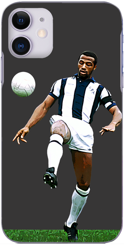 West Brom - The late Cyrille Regis in action 1980
