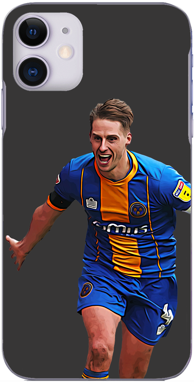 Shrewsbury Town - Dave Edwards scores against Donny 2020