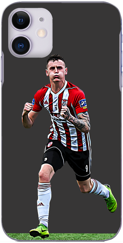 Derry City - David Parkhouse scores in the EA Sports Cup semi final 2019