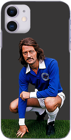 Leicester City - Foxes legend Frank Worthington 1973
