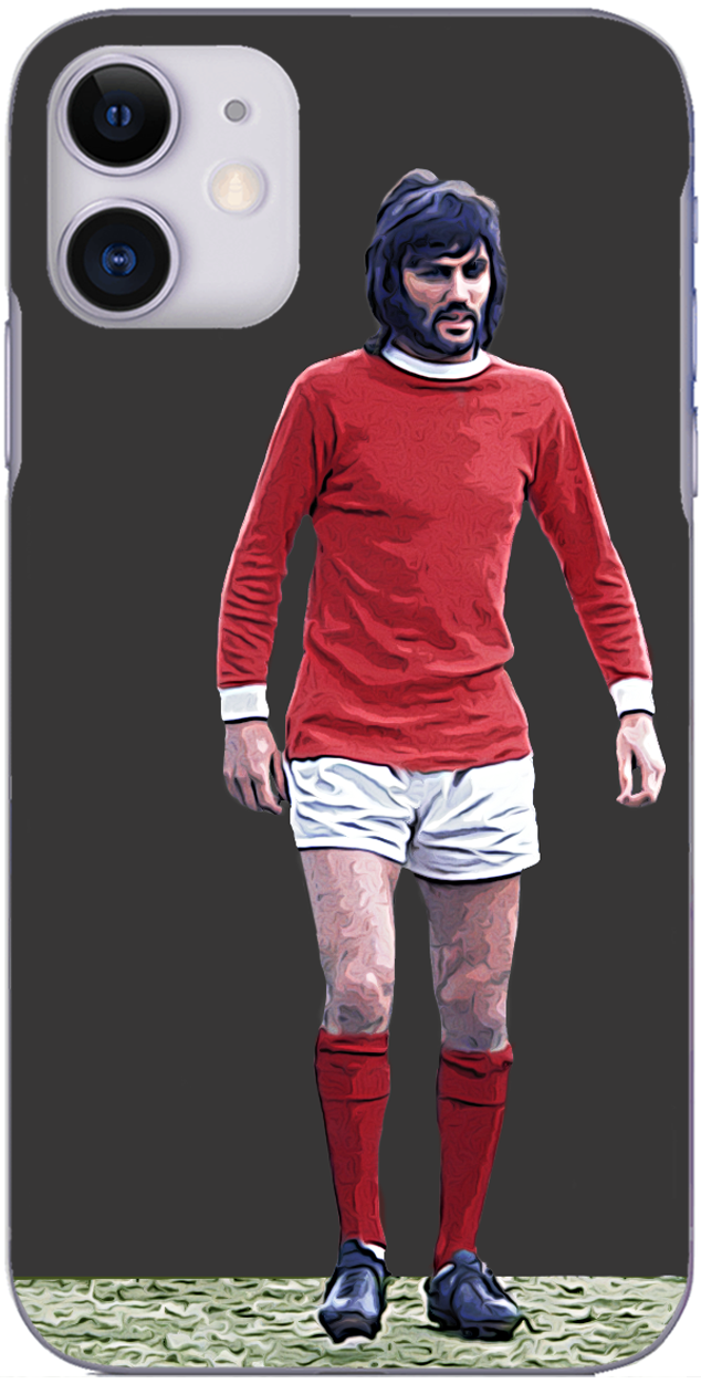 Man United - George Best in action 1969