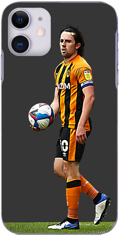 Hull City - George Honeyman in action for The Tigers 2020