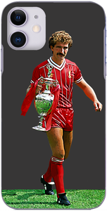 Liverpool - Graeme Souness with the league title 1982